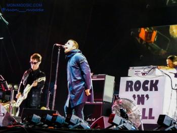 Liam Gallagher Reading Festival