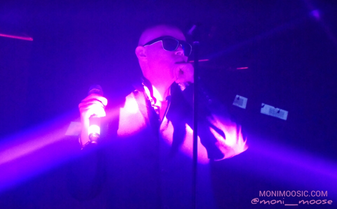 Andrew Eldritch, The Sisters Of Mercy, Docks Hamburg