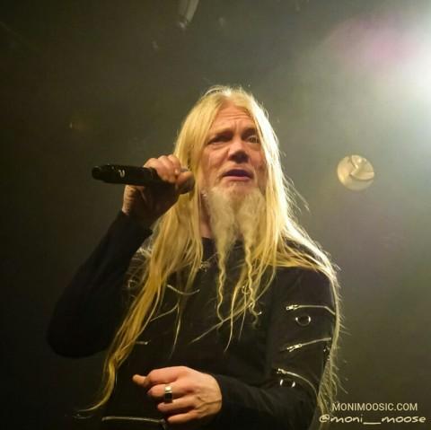 Marco Hietala, Delain, Zeche Bochum