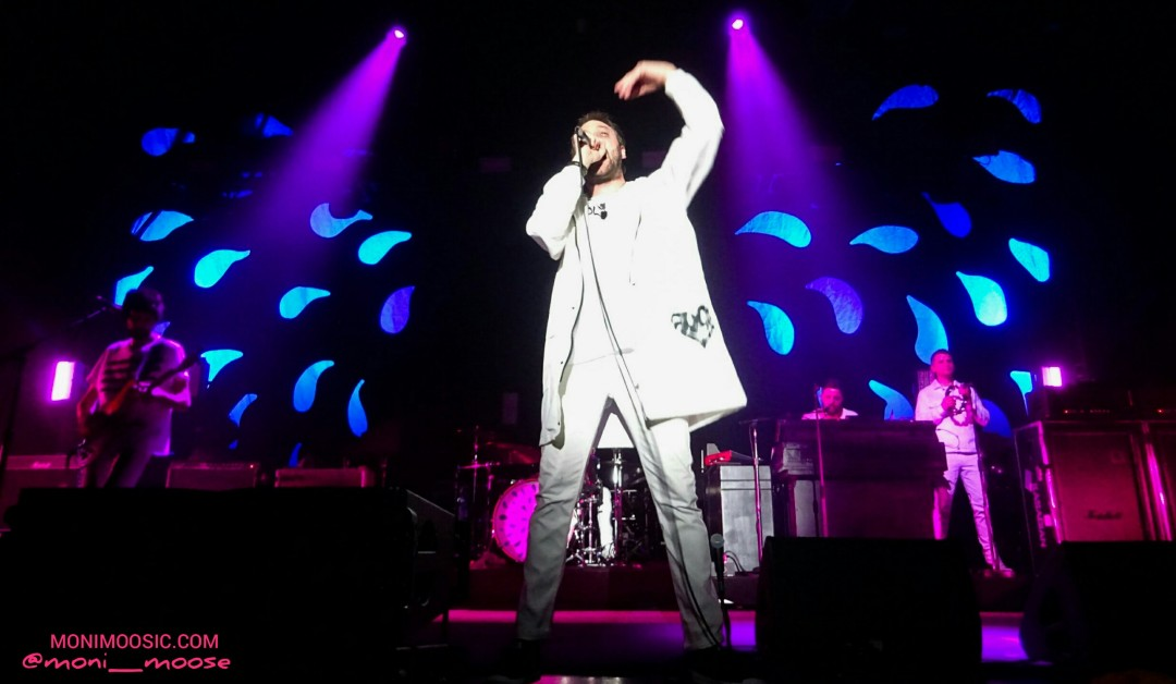Kasabian, Columbiahalle Berlin, 2017
