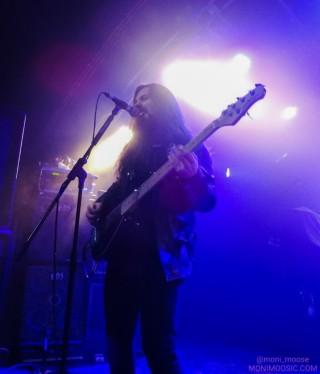 Nic Southwood, Damnation Angels, Markthalle Hamburg, 2017