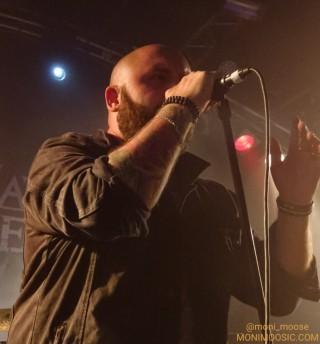 Ignacio Rodriguez, Damnation Angels, Markthalle Hamburg, 2017