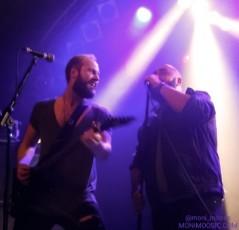 Ignacio Rodriguez, Will Graney, Damnation Angels, Markthalle Hamburg, 2017