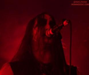 Inquisition, Dagon, Markthalle, Marx, Hamburg 2018