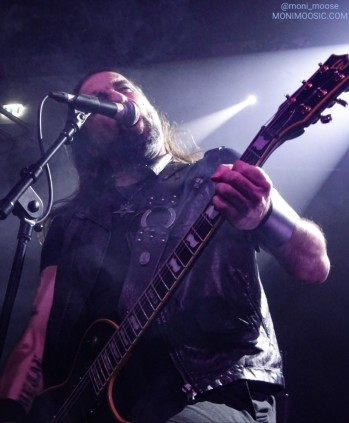 Sakis Tolis, Rotting Christ, 2018