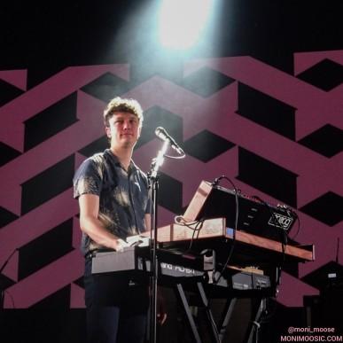 Julian Corrie, Franz Ferdinand, Groningen 2018