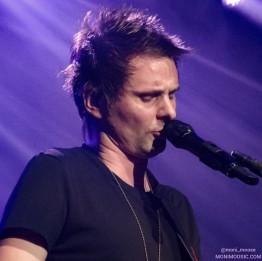 Matt Bellamy, Muse, La Cigale, Paris 2018