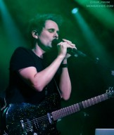 Matt Bellamy, Muse, La Cigale, Paris 2018
