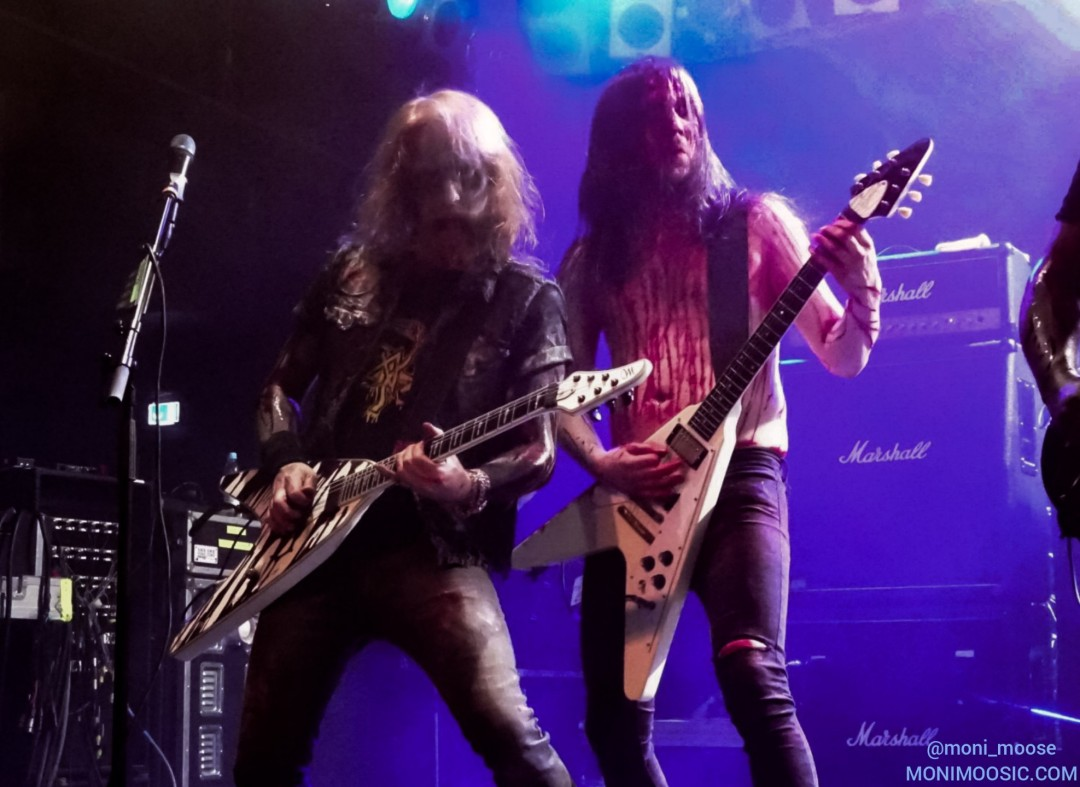 "Anders ""Blakkheim"" Nyström, Tomas ""Plytet"" Akvik, Dark Easter Metal Meeting, Munich 2018"