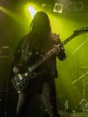 """Jonas """"Lord Seth"""" Renkse, Bloodbath, Dark Easter Metal Meeting 2018"""