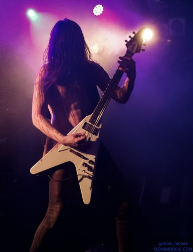 "Tomas ""Plytet"" Akvik, Dark Easter Metal Meeting, Munich 2018"