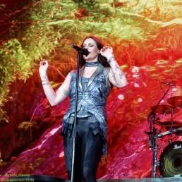 Floor Jansen, Nightwish, FortaRock 2018