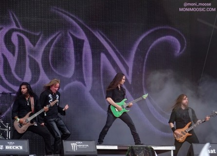 Wintersun, Wacken 2018