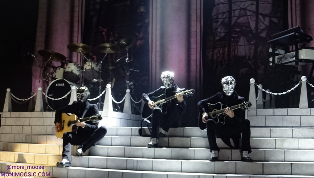 Ghost, Royal Albert Hall, London 2018